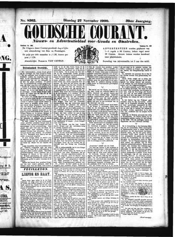 Goudsche Courant 1900-11-27