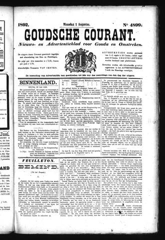 Goudsche Courant 1892-08-01