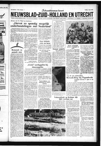 Schoonhovensche Courant 1962-06-08