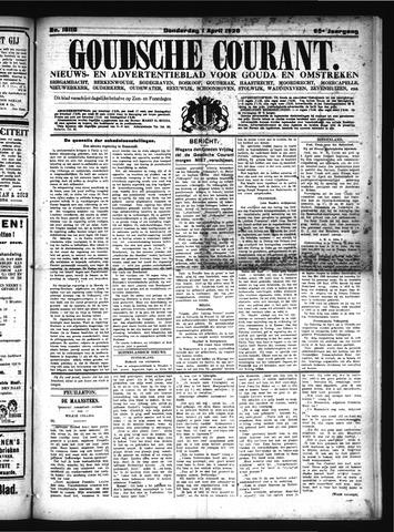 Goudsche Courant 1926-04-01