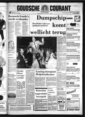 Goudsche Courant 1982-08-25