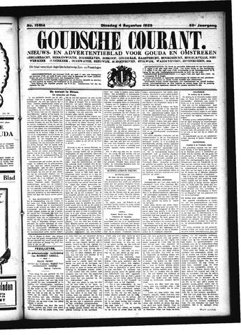 Goudsche Courant 1925-08-04