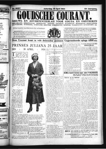 Goudsche Courant 1934-04-28
