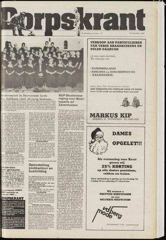 Dorpskrant 1985-12-18