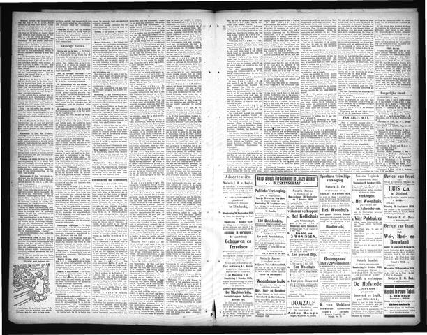 Schoonhovensche Courant 1926-09-24