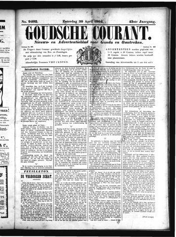 Goudsche Courant 1904-04-30