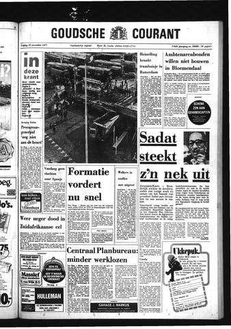 Goudsche Courant 1977-11-18