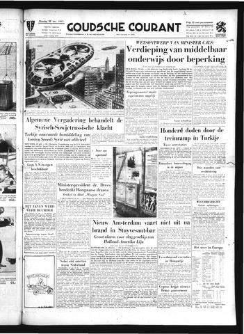 Goudsche Courant 1957-10-22