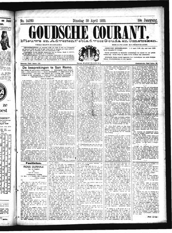 Goudsche Courant 1920-04-20