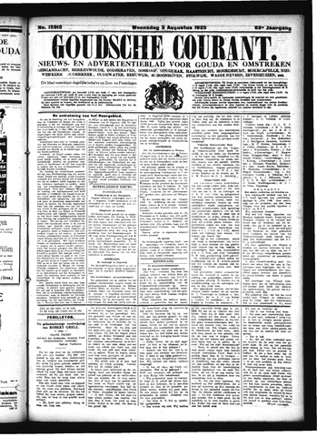Goudsche Courant 1925-08-05