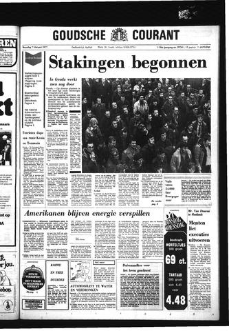 Goudsche Courant 1977-02-07