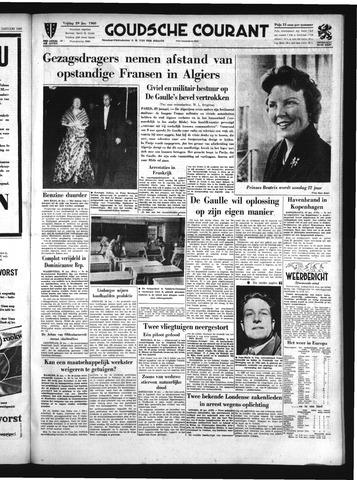 Goudsche Courant 1960-01-29