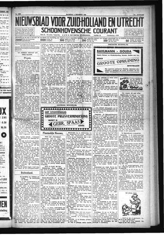 Schoonhovensche Courant 1929-12-02