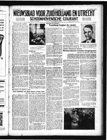 Schoonhovensche Courant 1950-04-19