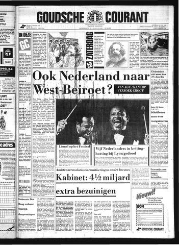 Goudsche Courant 1982-07-17