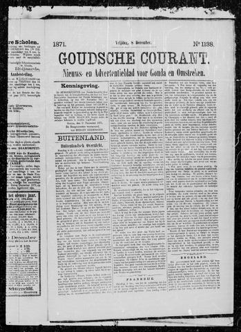 Goudsche Courant 1871-12-08