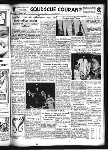 Goudsche Courant 1954-06-03