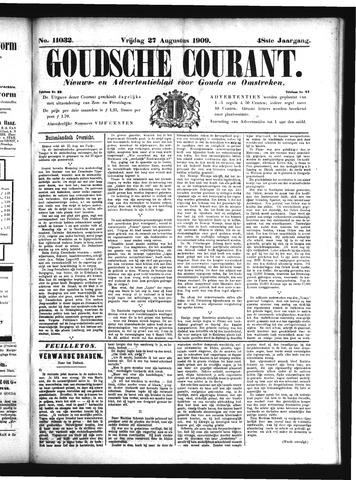 Goudsche Courant 1909-08-27