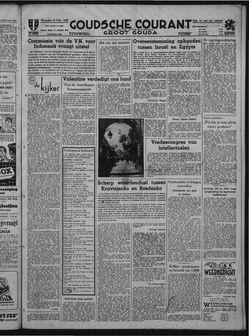 Goudsche Courant 1949-02-16