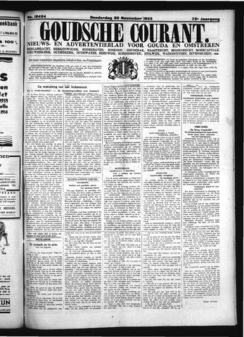 Goudsche Courant 1933-11-30