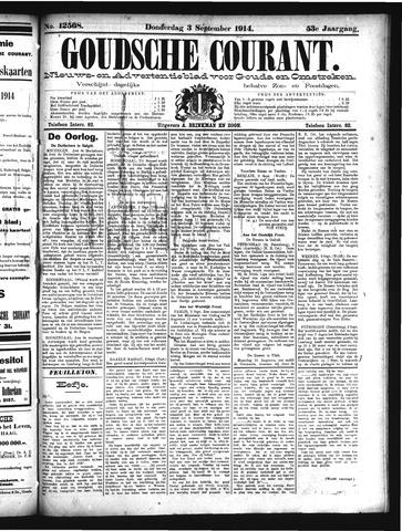 Goudsche Courant 1914-09-03