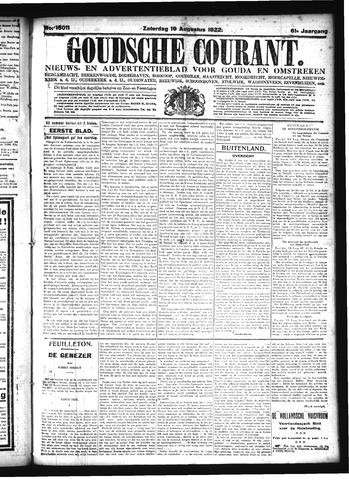 Goudsche Courant 1922-08-19