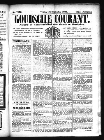 Goudsche Courant 1896-09-18