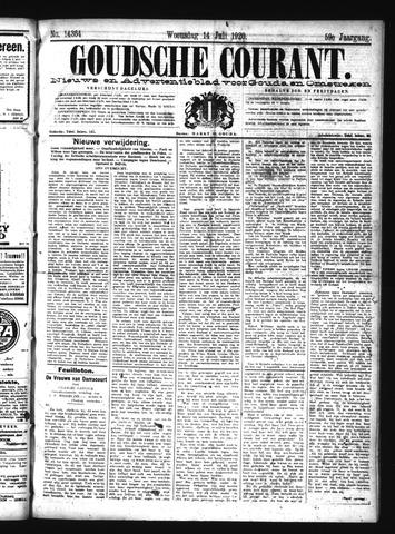 Goudsche Courant 1920-07-14