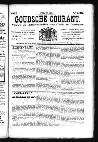 Goudsche Courant 1892-07-29