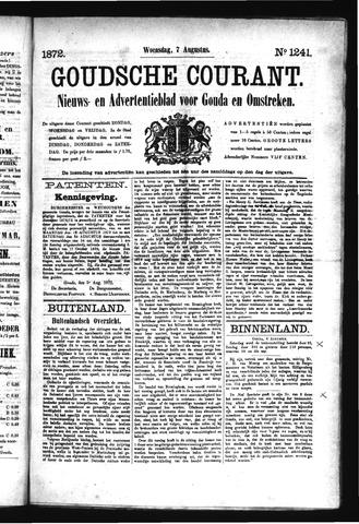 Goudsche Courant 1872-08-07