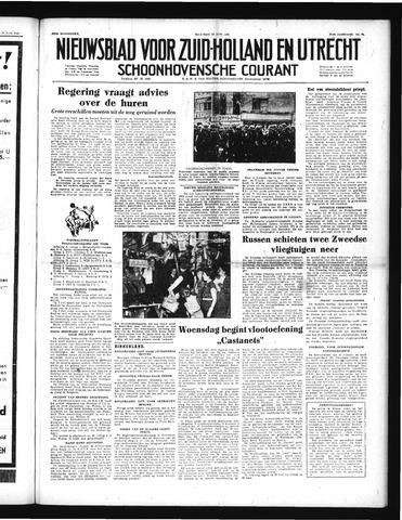 Schoonhovensche Courant 1952-06-16