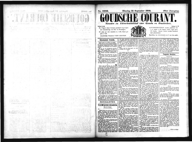 Goudsche Courant 1909-09-21
