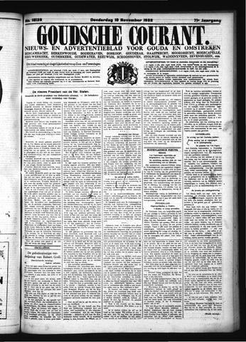 Goudsche Courant 1932-11-10