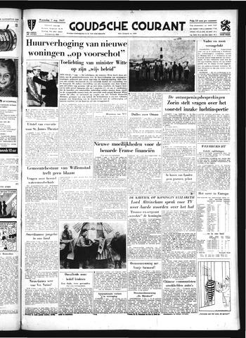 Goudsche Courant 1957-08-07