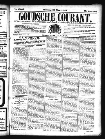 Goudsche Courant 1918-03-25