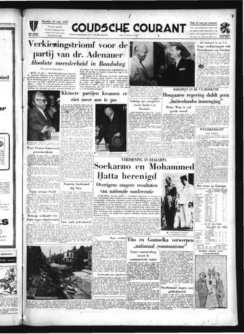 Goudsche Courant 1957-09-16