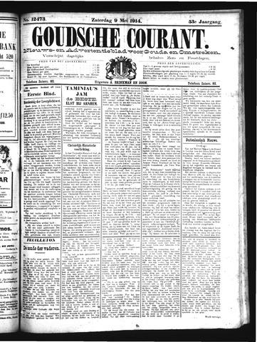 Goudsche Courant 1914-05-09