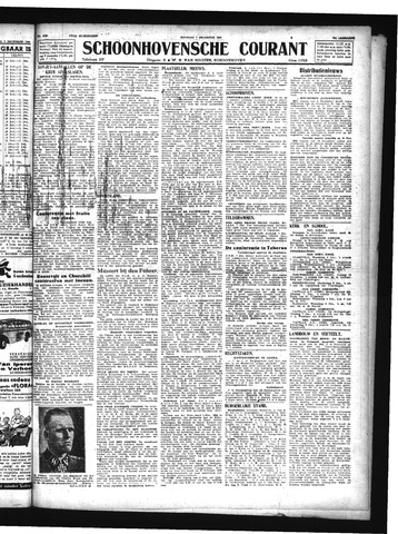 Schoonhovensche Courant 1943-12-07