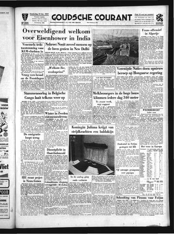 Goudsche Courant 1959-12-10