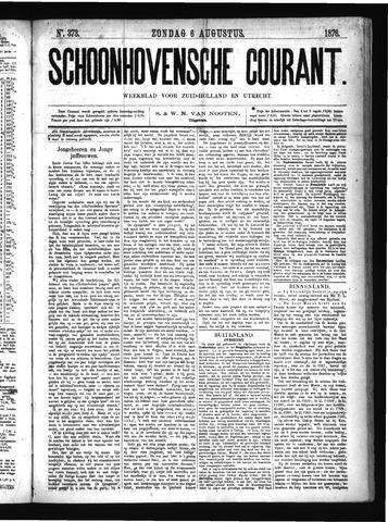 Schoonhovensche Courant 1876-08-06