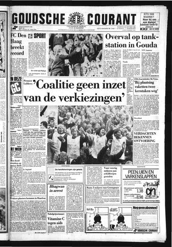 Goudsche Courant 1985-10-28