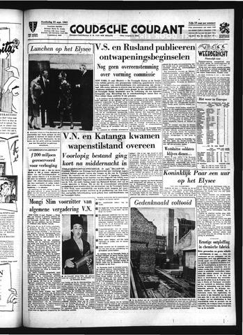 Goudsche Courant 1961-09-21