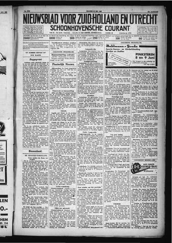 Schoonhovensche Courant 1930-05-30