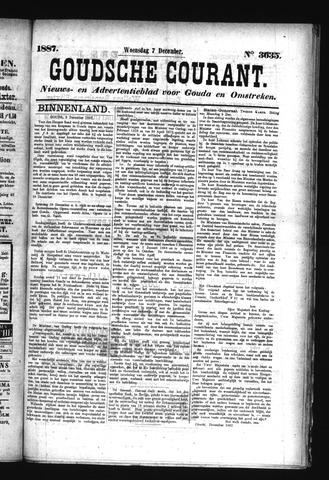 Goudsche Courant 1887-12-07