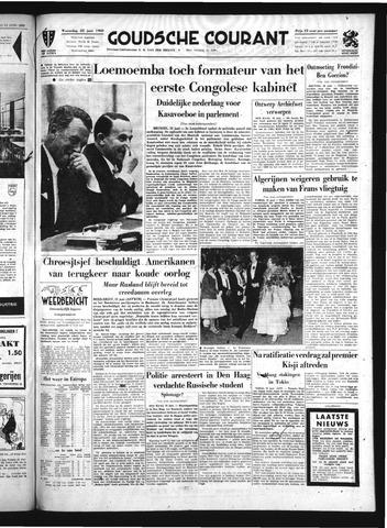 Goudsche Courant 1960-06-22