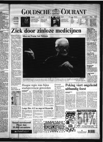 Goudsche Courant 2001-07-14