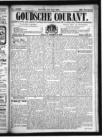 Goudsche Courant 1911-06-24