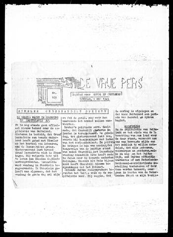 De Vrije Pers 1945-05-01
