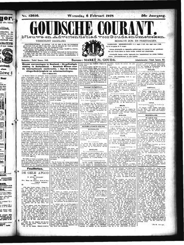 Goudsche Courant 1918-02-06