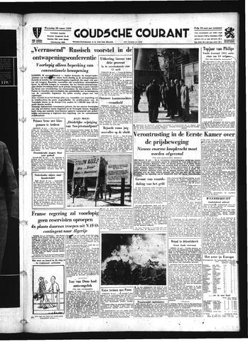 Goudsche Courant 1956-03-28